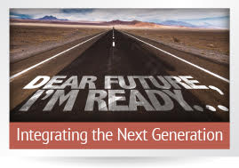 Integrating the next generation - video